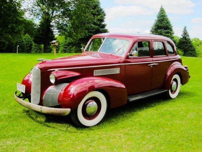 Defunct American Car Manufacturers - LaSalle