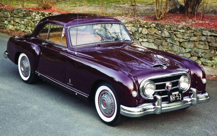 Defunct American Car Manufacturers - Nash