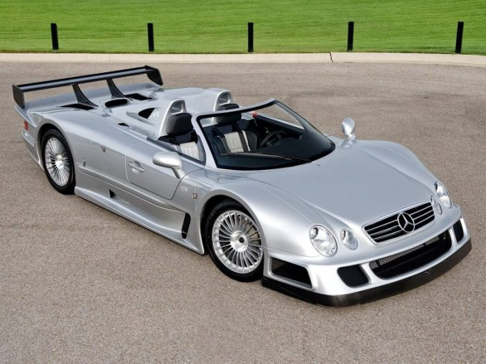 Best AMG Mercedes - 1997-1999 CLK GTR