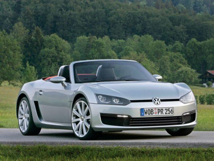 Cars That Never Made It - Porsche Sub-Boxter