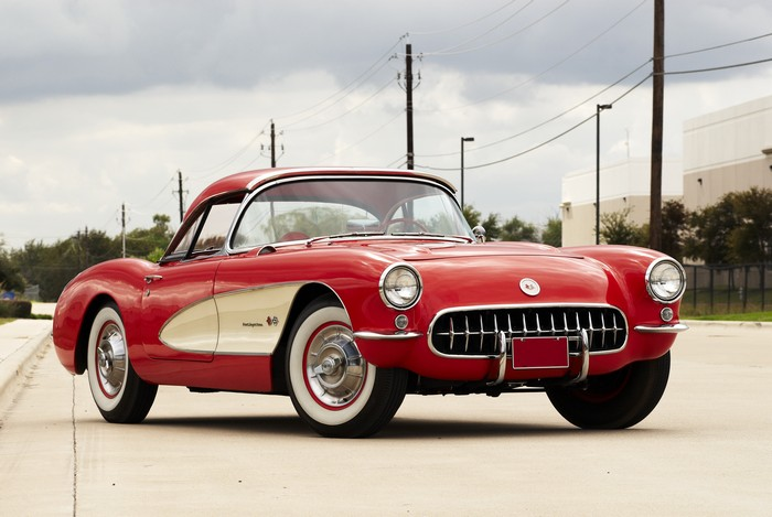 Fastest Chevy From Each Era - 1957 Corvette C1