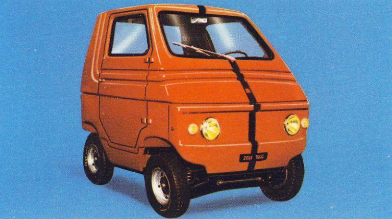 1975 Zagato Zele / Elcar 2000