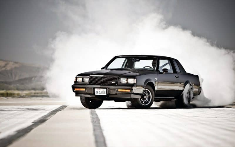 Buick Performance Cars - 1987 Buick GNX