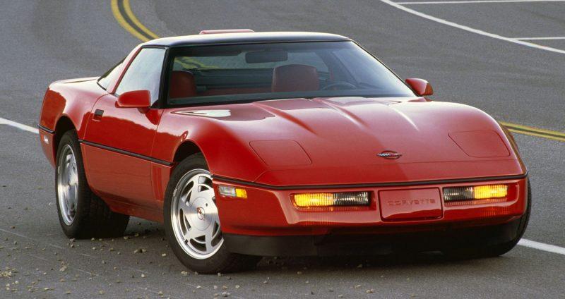 Fastest Chevy From Each Era - 1989 Corvette ZR-1