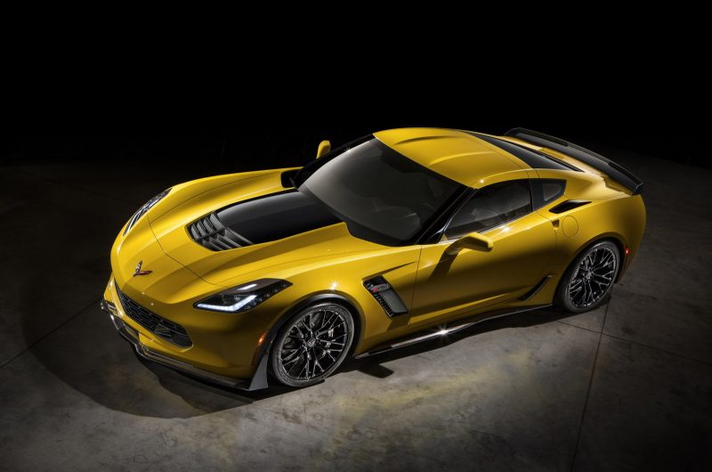 Fastest Chevy From Each Era - 2015 Corvette C7 Z06 (Z07 Performance Package)