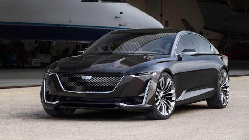 Cadillac Escala Concept might be a preview of one of the best cars 2019 will bring to market