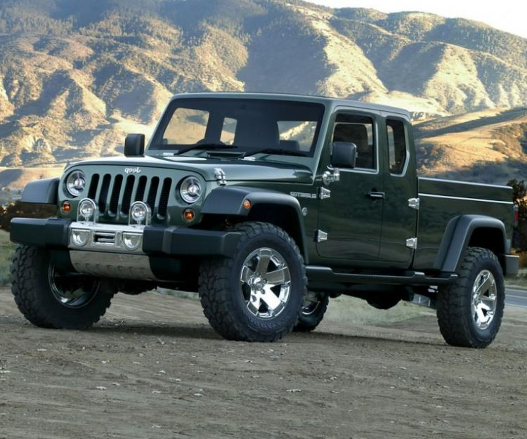 Jeep Wrangler Pickup should become one of the best cars 2019 is bringing our way