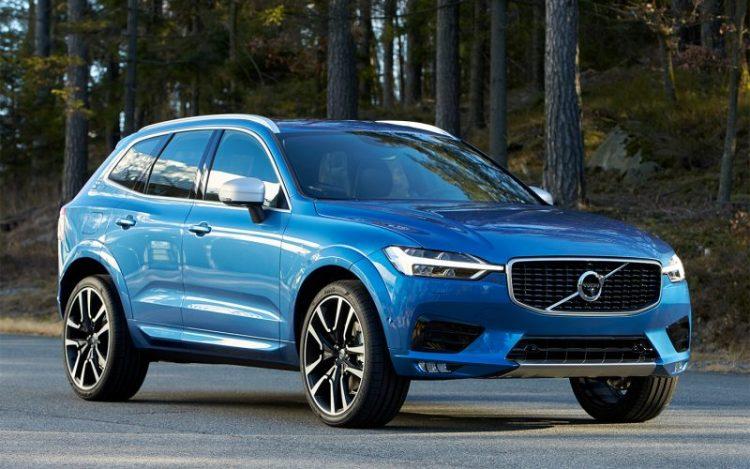 The Volvo XC60