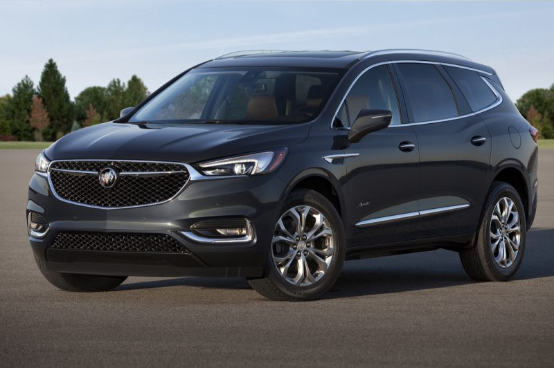 The redesigned 2018 Buick Enclave could be one of the best SUVs 2018 has brought to market