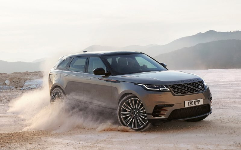 The Range Rover Velar may be one of the best SUVs 2018 has surprised us with