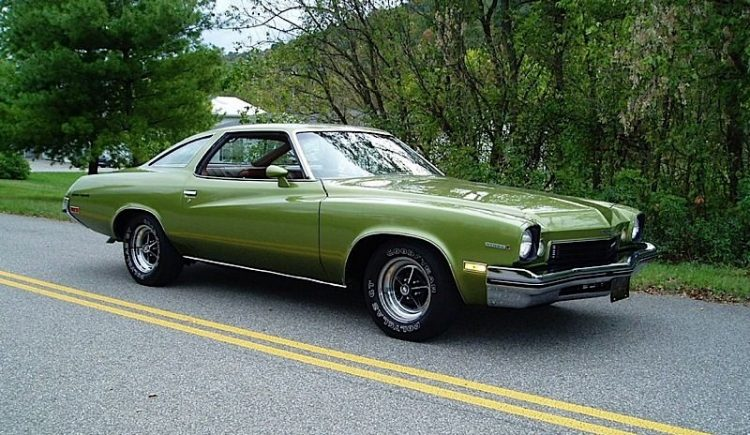 Old School Buick - 1973 Buick Century GS Stage 1
