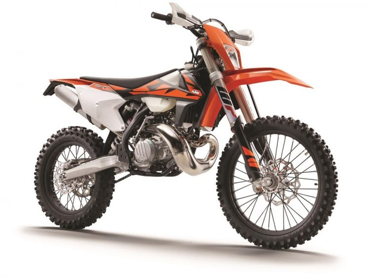 KTM Fuel-Injected 2 Stroke 2