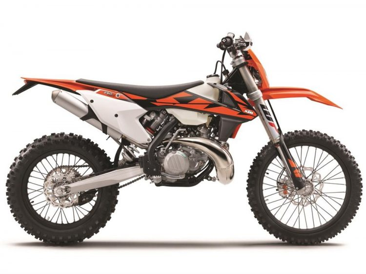 KTM Fuel-Injected 2 Stroke 1