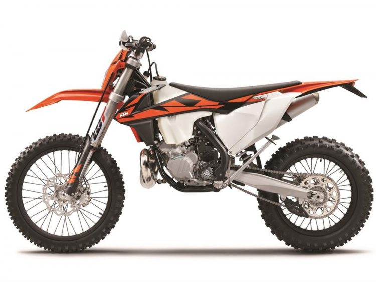 KTM Fuel-Injected 2 Stroke 3