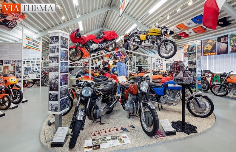 Laverda Museum 5