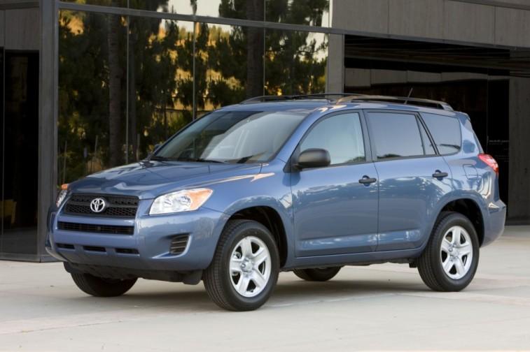 Toyota RAV4 (2004-2012)