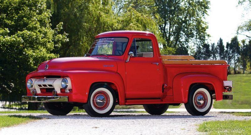 Classic Truck Restoration - 1948-1956 Ford F-Series