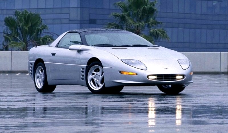 Fastest Chevy From Each Era - 1994 Callaway C8 SuperNatural Camaro