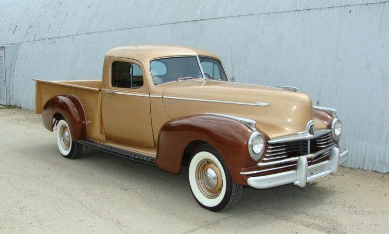 Classic Truck Restoration - 1939-1942 and 1945-1947 Hudson Big Boy C28