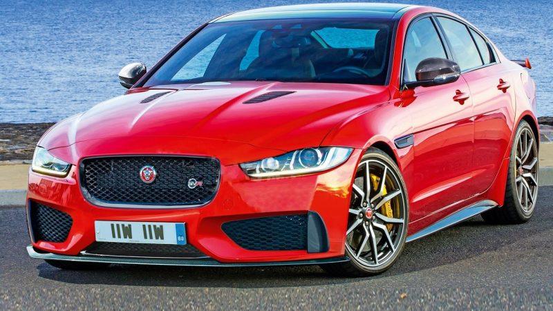 Best Cars 2018 - Jaguar XE SVR
