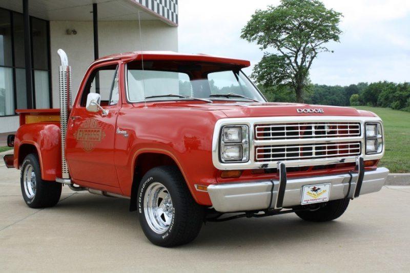 Classic Truck Restoration - 1978-1979 Dodge Li'l Red Express
