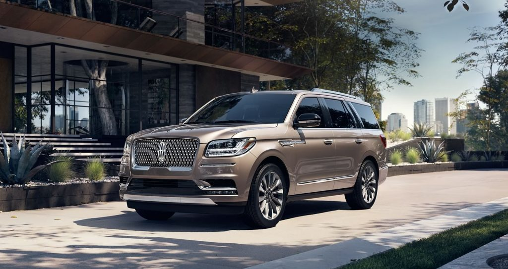 What Are The Best Cars Of 2018? Lincoln Navigator!