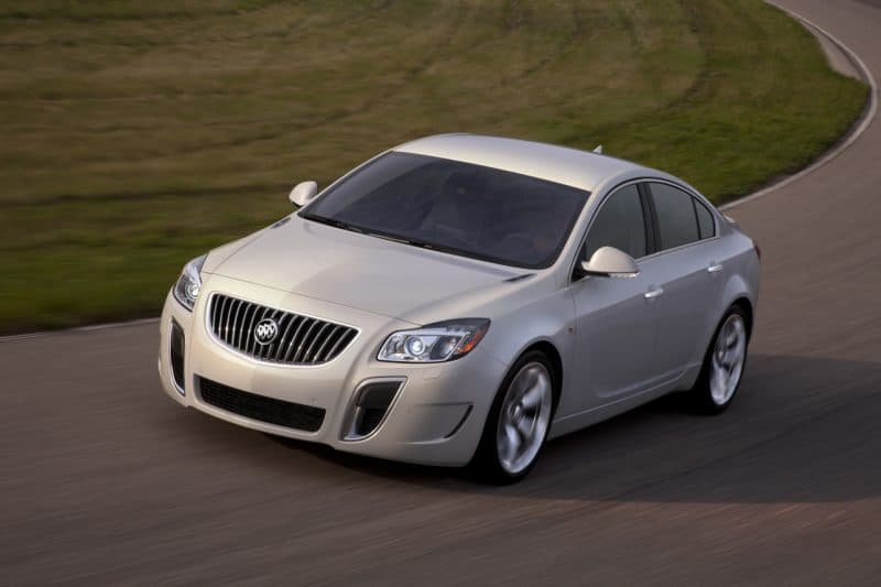 Fastest Buick - 2012 Buick Regal GS