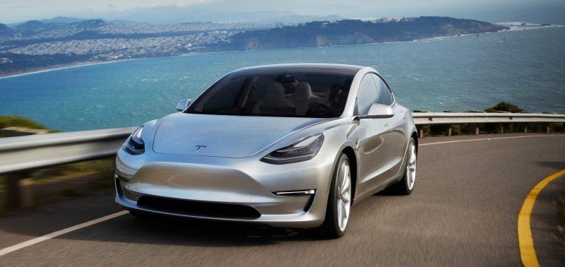 Best Cars 2018 - Tesla Model 3
