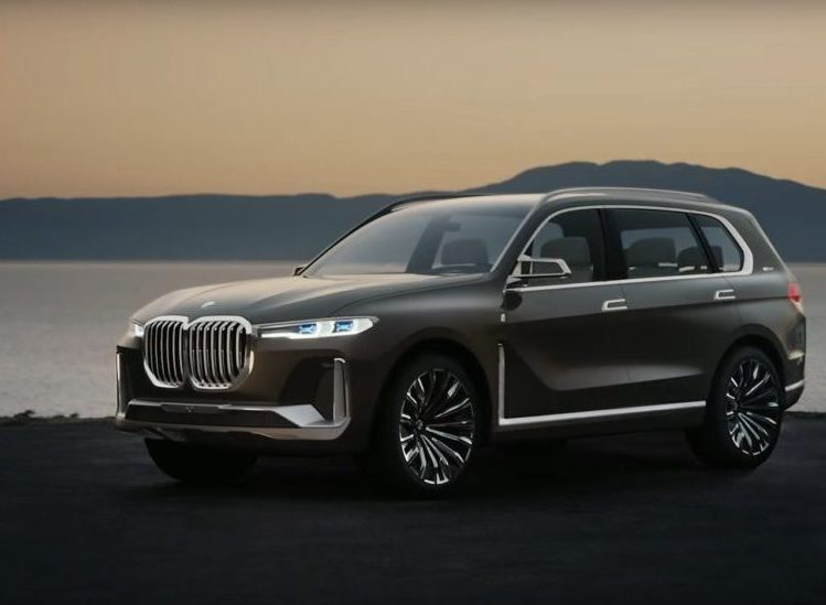 Best Cars of 2018 - BMW X7