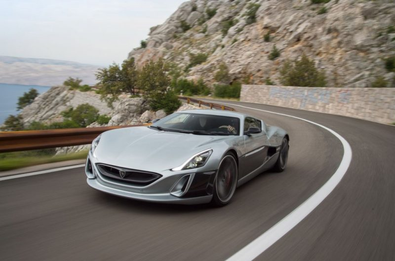 Most Fastest Car In The World - Rimac Concept One