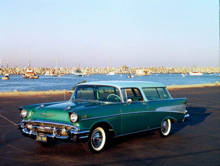 1955-1957 Chevrolet Nomad