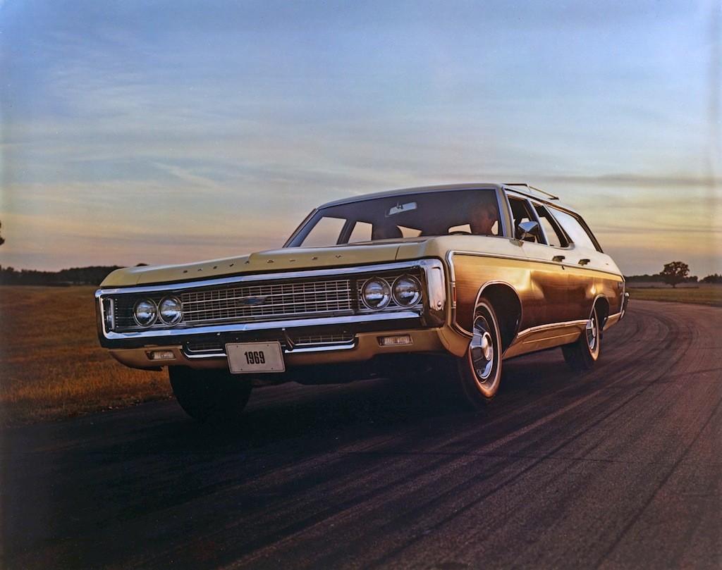 1969-1972 Chevrolet Kingswood Estate