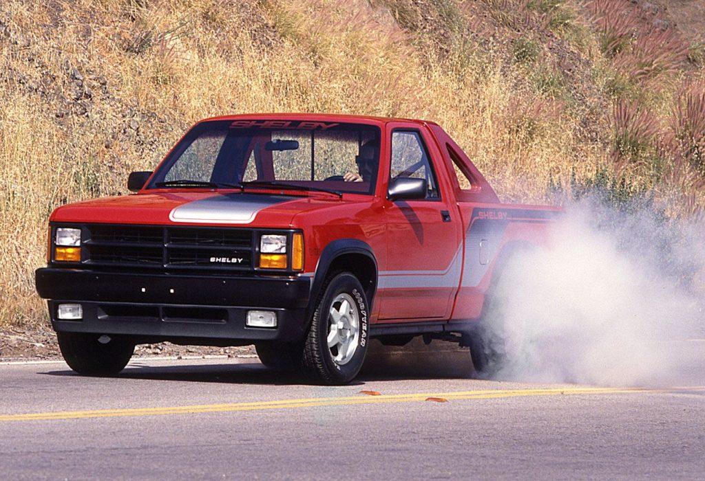 1989 Dodge Shelby Dakota - Muscle Truck