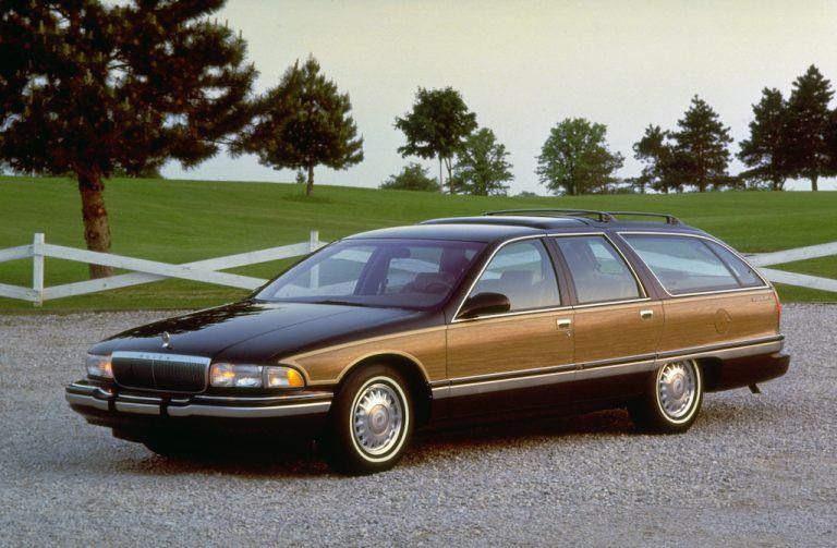 1994-1996 Buick Roadmaster Estate