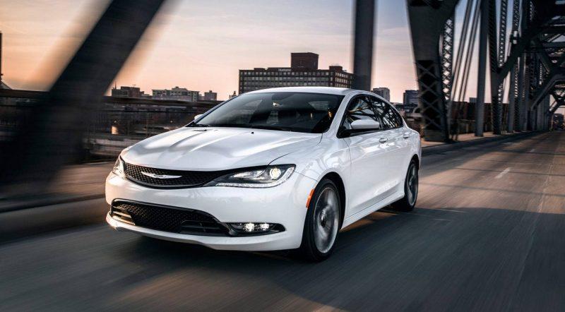Most American Made Car - Chrysler 200