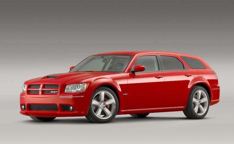 2006-2008 Dodge Magnum SRT8