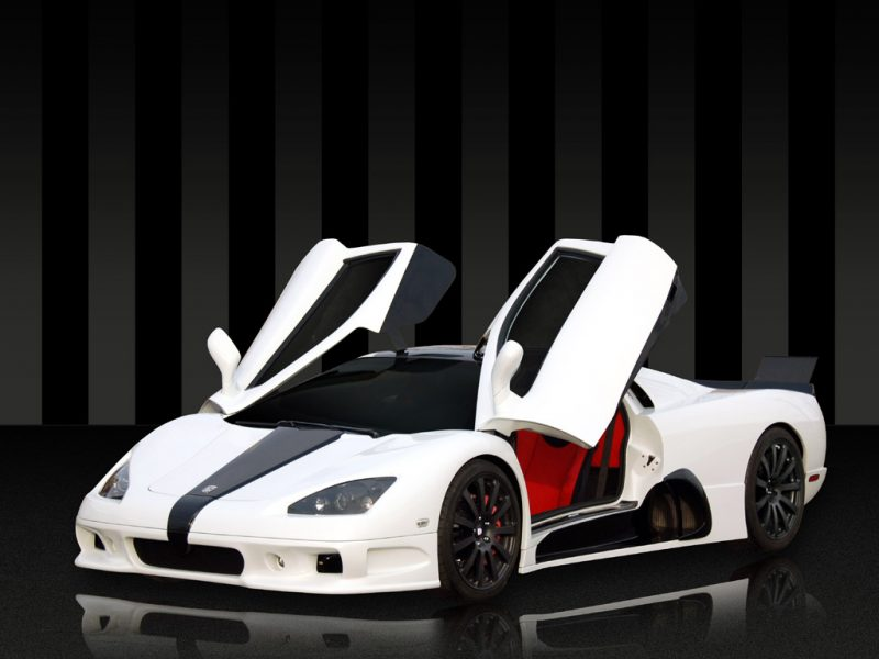 Most Fastest Car In The World - SSC Ultimate Aero
