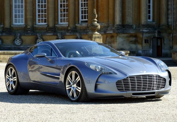 Most Fastest Car In The World - Aston Martin ONE-77
