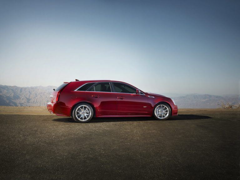 2011-2014 Cadillac CTS-V Sport Wagon