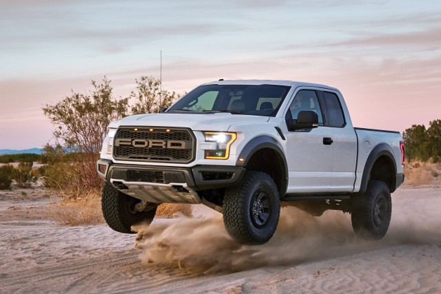 2017 Ford 150 Raptor - Muscle Truck