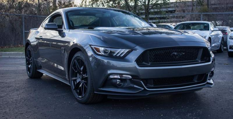 2018 Roush Warrior Mustang