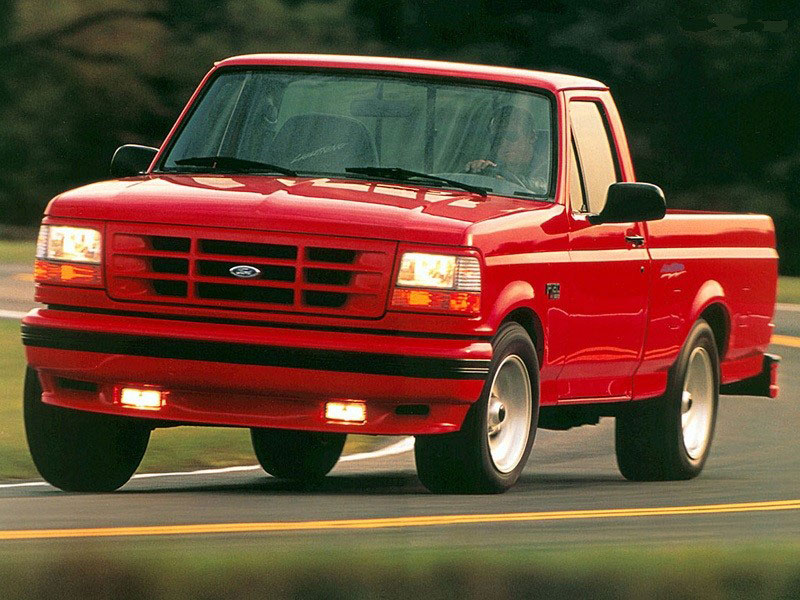 1993 Ford F-150 Lightning - Muscle Truck