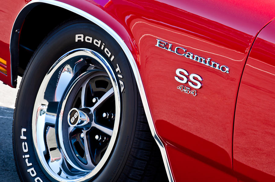 1970 El Camino 454 SS LS6 - Muscle Truck