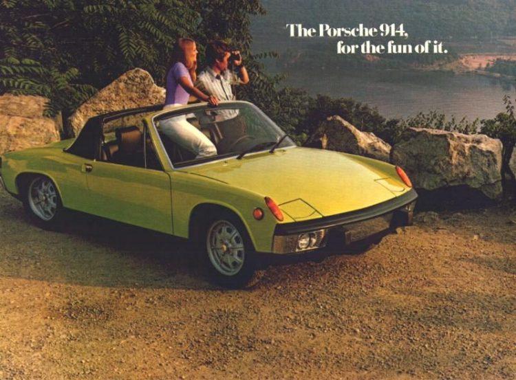Cheap Classic Cars - 1970-1976 Porsche 914