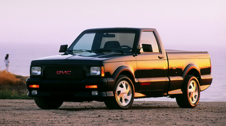 1981 GMC Syclone - Muscle Truck
