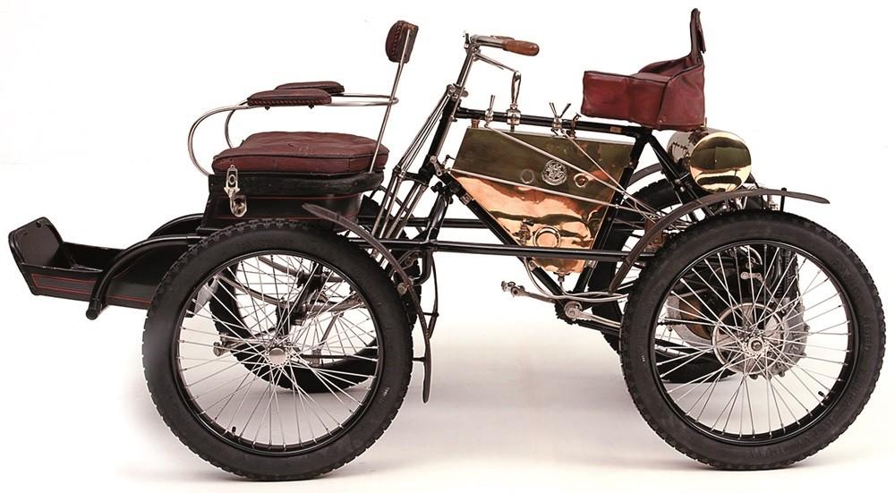 De Dion-Bouton Quadricycle