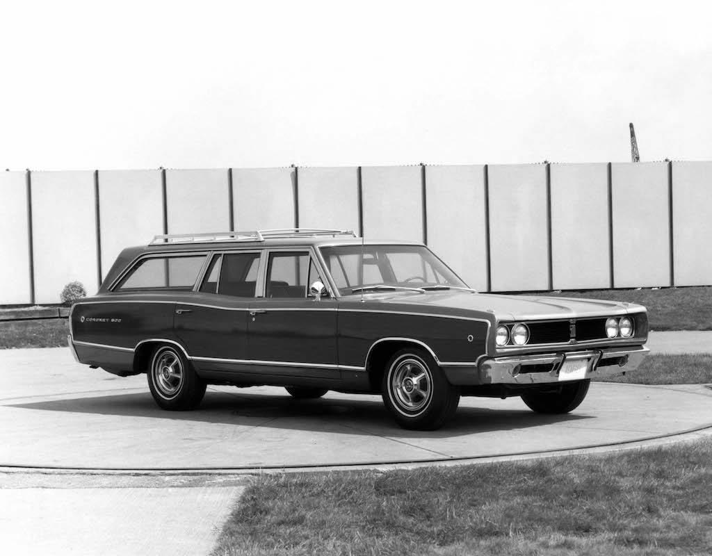 1966-1970 Dodge Coronet Wagon