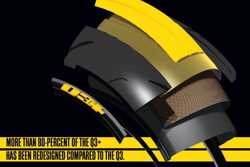 Dunlop Q3 Plus Recall 2