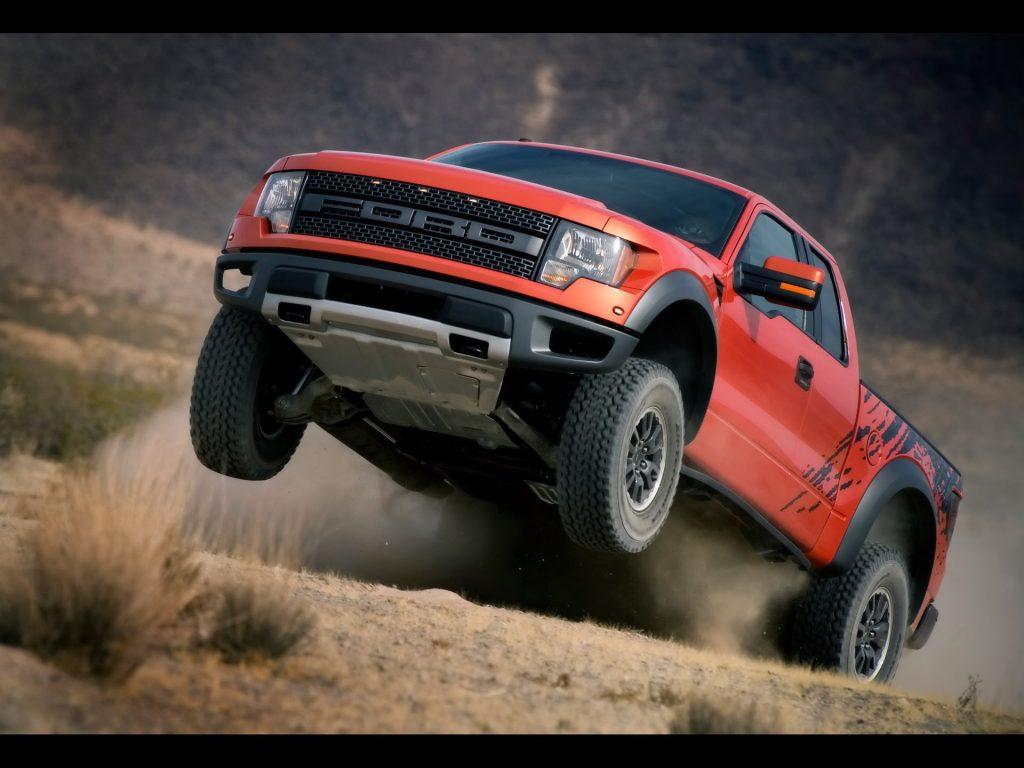 2010 Ford SVT Raptor - Muscle Truck