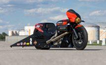 Harley Street Rod Drag Racer 1
